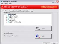 Trend Micro OfficeScan 7.4 screenshot. Click to enlarge!