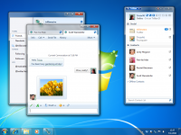 Trillian 6.0.60 screenshot. Click to enlarge!
