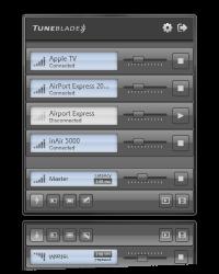 TuneBlade 1.5.1.0 screenshot. Click to enlarge!