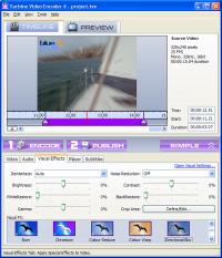 Turbine Video Encoder 4 screenshot. Click to enlarge!
