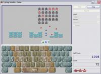 Typing Invaders - Free Typing Game 6.3 screenshot. Click to enlarge!