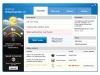Uniblue DriverScanner 2017 4.1.1.1 screenshot. Click to enlarge!
