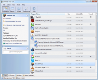 Uninstall Tool 3.5.3.5561 screenshot. Click to enlarge!