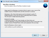 Utilu Mozilla Firefox Collection 1.1.7.7 screenshot. Click to enlarge!