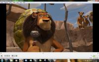 VLC media player 2.2.5.1 screenshot. Click to enlarge!