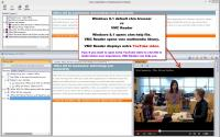 VMC Reader 3.58.7051 screenshot. Click to enlarge!