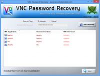 VNC Password Recovery 2.0 screenshot. Click to enlarge!