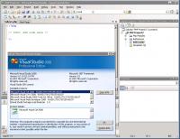 VS.Php for Visual Studio 3.6.7948.1 screenshot. Click to enlarge!