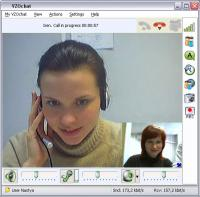 VZOchat Video Chat 6.3.5 screenshot. Click to enlarge!