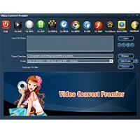 Video Convert Premier 10.0.1.16 screenshot. Click to enlarge!