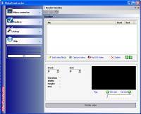 VideoConstructor 1.5.0.19 screenshot. Click to enlarge!