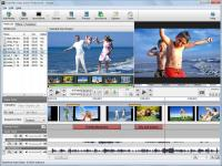 VideoPad Video Editor 5.03 Beta screenshot. Click to enlarge!