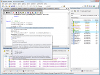 Visual Lint Standard Edition 2.5.0 screenshot. Click to enlarge!