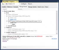 Visual Micro 1705.8 screenshot. Click to enlarge!