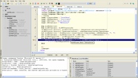 Vrode Script Editor 6.4.0 screenshot. Click to enlarge!