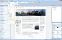 WYSIWYG Web Builder 12.0.4 screenshot. Click to enlarge!