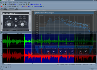 Wavosaur free audio editor 1.0.3.0 screenshot. Click to enlarge!