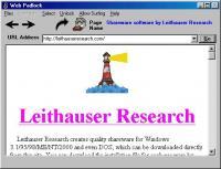 Web Padlock 3.2 screenshot. Click to enlarge!