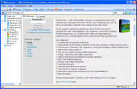 WebCruiser - Web Vulnerability Scanner 3.5.1 screenshot. Click to enlarge!