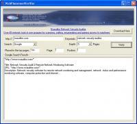 WebPlacementVerifier 1.0 screenshot. Click to enlarge!