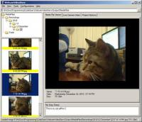 WebcamVideoDiary 1.03.01 screenshot. Click to enlarge!
