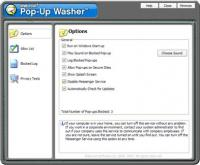 Webroot Pop-Up Washer 2.5 screenshot. Click to enlarge!