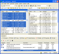 WinSCP 5.1.0 Build 2625 screenshot. Click to enlarge!