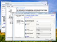 WinSSHD 7.12 screenshot. Click to enlarge!