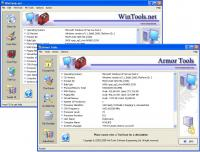 WinTools.net Extra 8.8 screenshot. Click to enlarge!