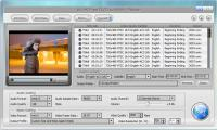 WinX Free DVD to WMV Ripper 7.0.3 screenshot. Click to enlarge!