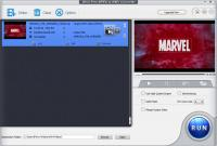 WinX Free MPEG to WMV Converter 5.0.1 screenshot. Click to enlarge!