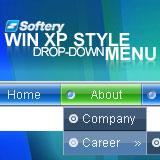 WinXP Style Drop-Down Flash Menu 1.0.5 screenshot. Click to enlarge!