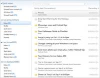 Windows Live Mail 2012 16.4.3528.0331 screenshot. Click to enlarge!