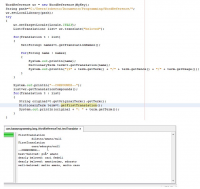 Word Reference Java API 0.0.22 Beta screenshot. Click to enlarge!