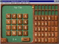 WordZap Deluxe 6.90 screenshot. Click to enlarge!