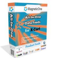 X-Cart All-in-One Product Feeds 12.7.6 screenshot. Click to enlarge!