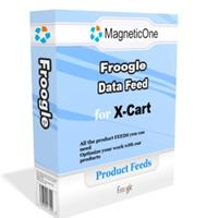 X-Cart Froogle Data Feed 8.3.4 screenshot. Click to enlarge!