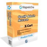 X-Cart GeoIP Admin Access - X Cart Mod 4.0 screenshot. Click to enlarge!