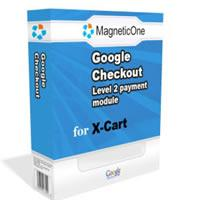 X-Cart Google Checkout L2 4.3.9 screenshot. Click to enlarge!