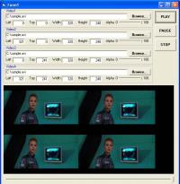 X360 Multiple Video Player ActiveX OCX 2.26 screenshot. Click to enlarge!