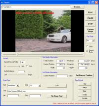 X360 Video Player ActiveX OCX 2.86 screenshot. Click to enlarge!