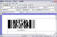 XFS 2D Barcode 1.0 screenshot. Click to enlarge!