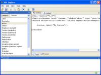 XUL Explorer 1.0a1pre screenshot. Click to enlarge!