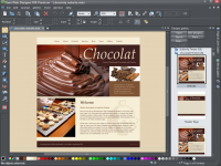 Xara Web Designer Premium 12.6.2.49603 screenshot. Click to enlarge!