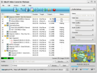 Xilisoft Video Converter 5.1.17.1205 screenshot. Click to enlarge!
