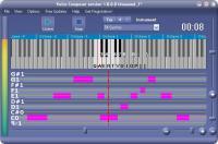 Xitona Voice Composer 1.0.1.4 screenshot. Click to enlarge!