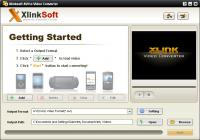 Xlinksoft AVI to Video Converter 2011.07.18 screenshot. Click to enlarge!