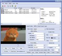 YASA MPEG Encoder 3.2.30.1253 screenshot. Click to enlarge!