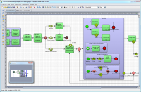 Yaoqiang BPMN Editor 5.3.7 screenshot. Click to enlarge!