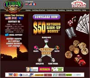 Yukon Gold Casino by Online Casino Extra 2.0 screenshot. Click to enlarge!